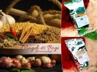 Sómentes és tengeri só tartalmú fűszerek és fűszerkeverékek kiváló hazai alapanyagokból!